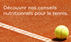 nutrition tennis