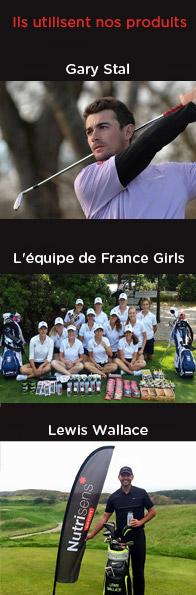 Ambassadeurs Nutrisens Sport Golf