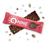 Barre de graines énergétique 9NINE Cacao - Noix de Coco 40g