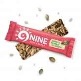 Barre de graines énergétique 9NINE Potiron - Tournesol 40g