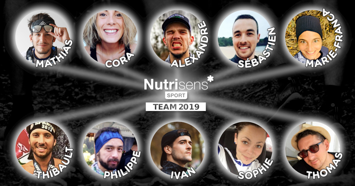 Team Running & Trail Nutrisens Sport 2019