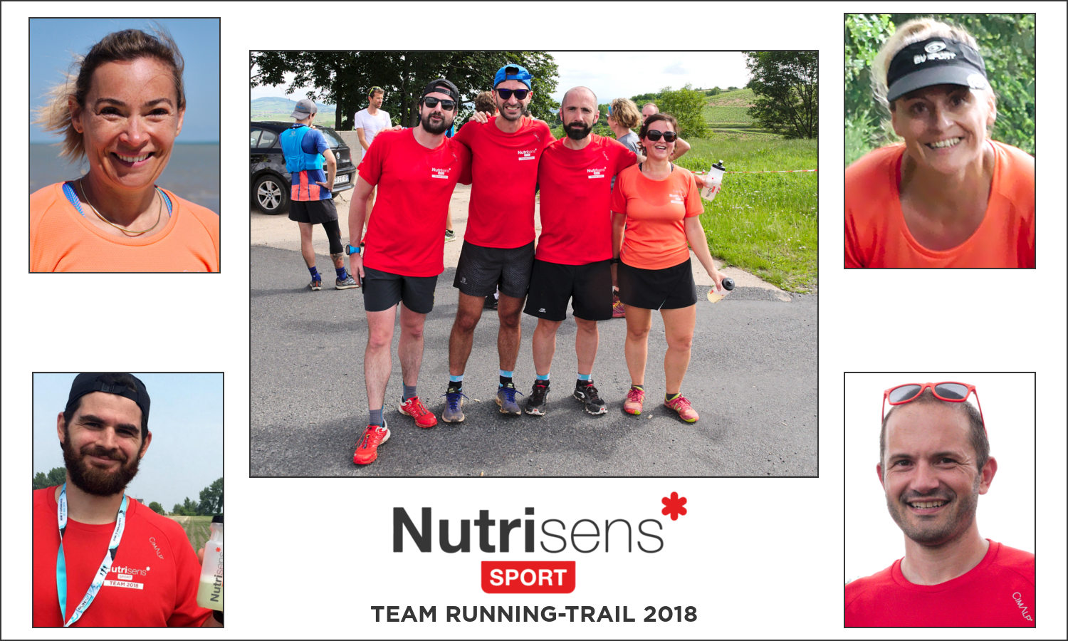 Team Running-Trail Nutrisens Sport 2018